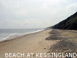 BEACH AT KESSINGLAND