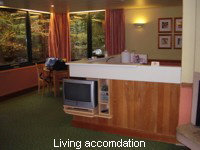 Living accomdation